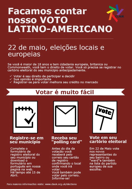 Elections 2014 Portuguese
